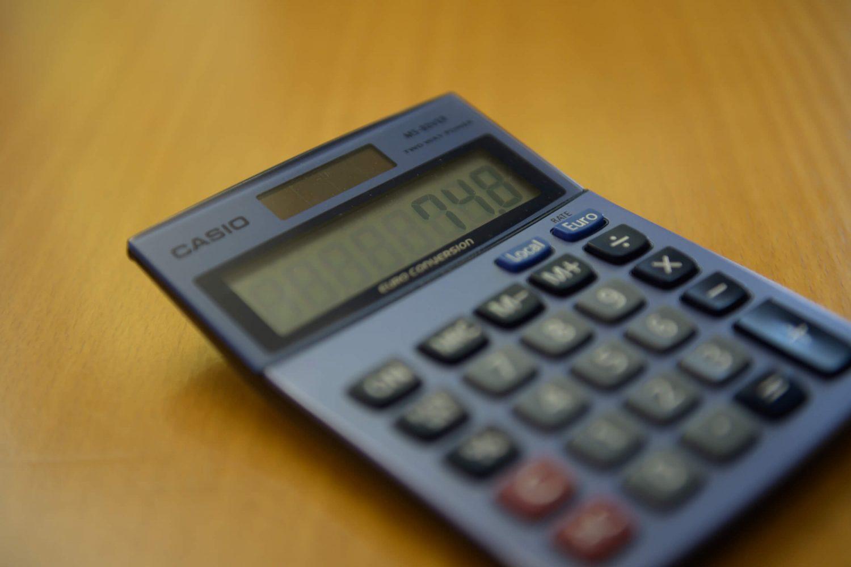 Calculator LFF Kent