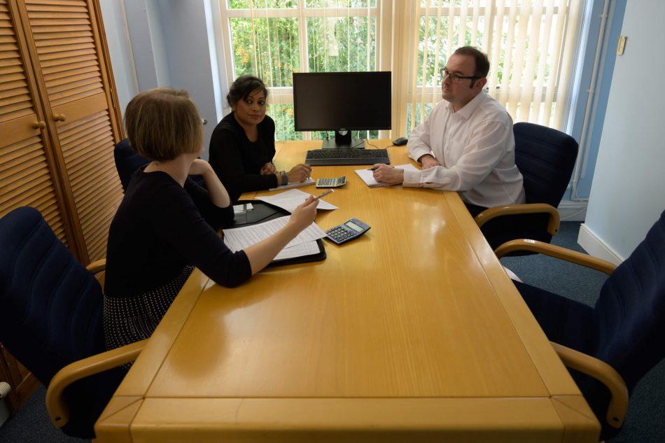 Directors meeting room