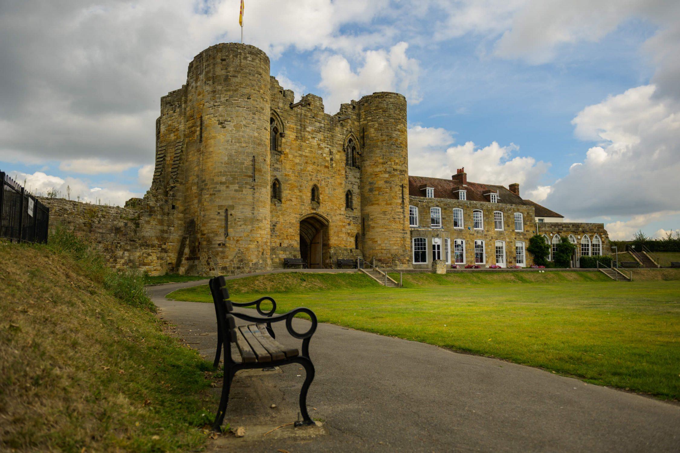 Castle walls Kent
